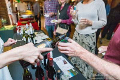 Raleigh Food & Wine Festival: Sunday Tasting Event