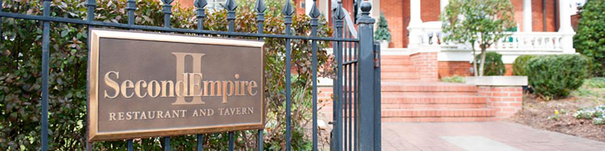 Second Empire Restaurant & Tavern